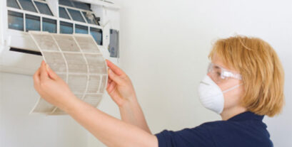 Importance of Cleaning  Air Conditioner Filters