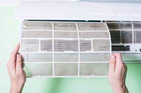how to clean ac filter