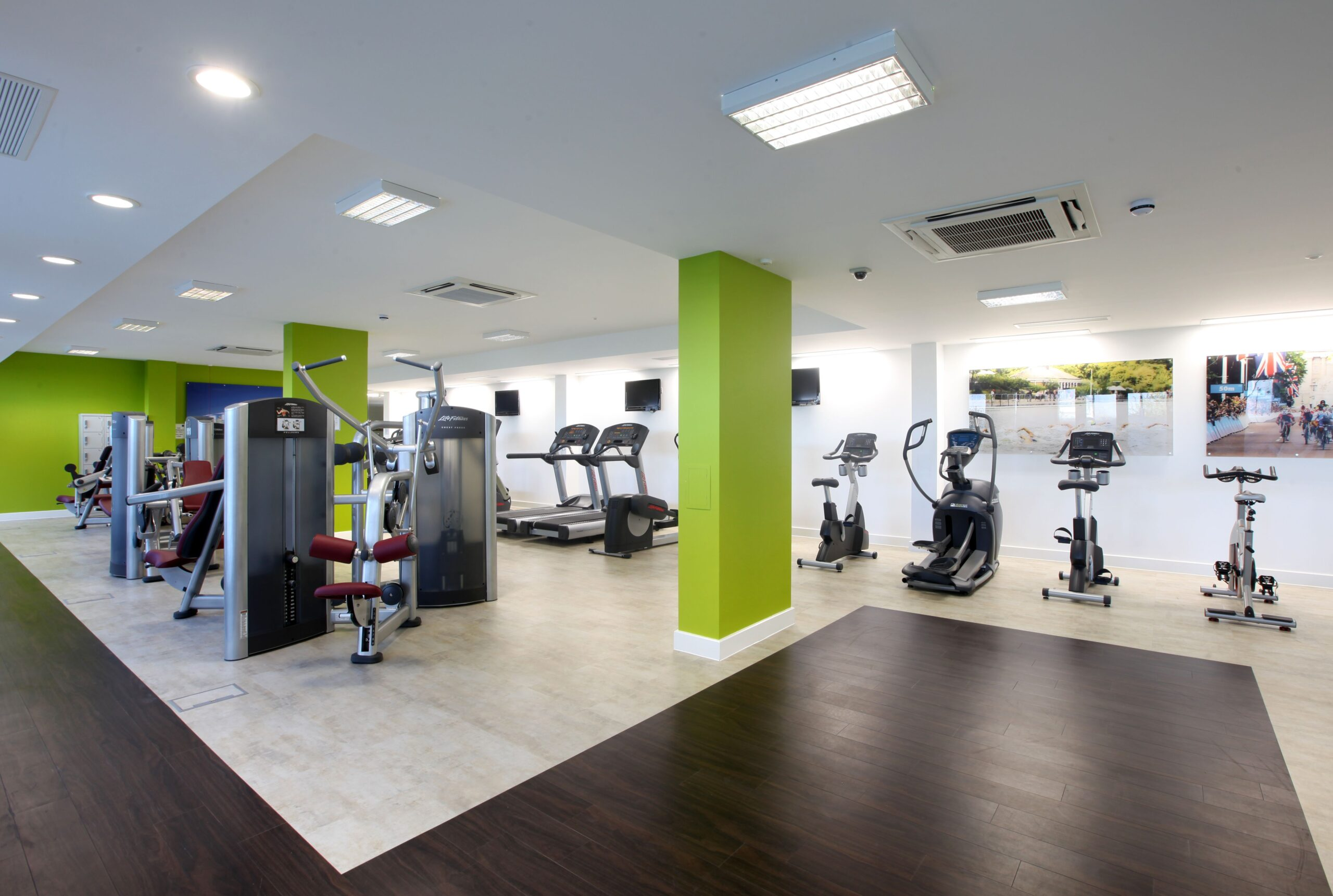 air conditioning for gym in Sydney