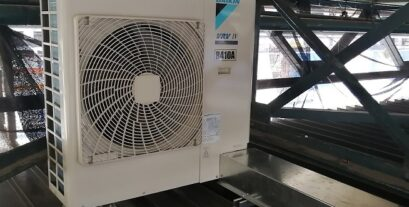 The pros and cons of a VRV and VRF air conditioning system