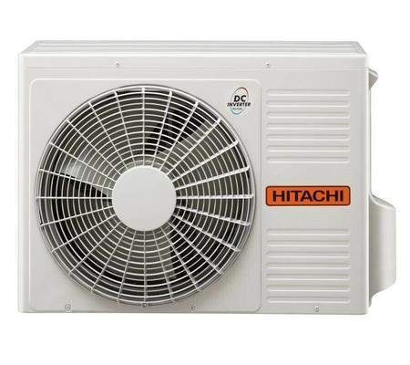 Hitachi outdoor unit