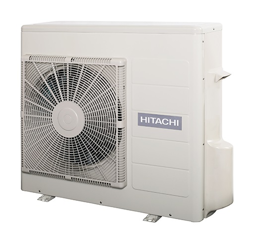 Hitachi ducted condenser