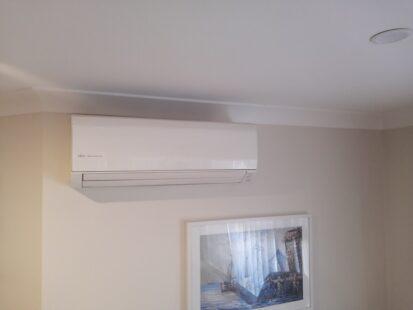 Installing Split Air Conditioner Unit on Internal wall